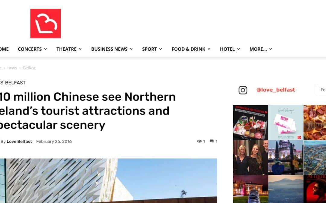 Love Belfast Website Press – China I Supermodel